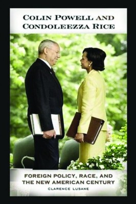 Colin Powell and Condoleezza Rice