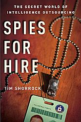 Book Discussion: Spies for Hire