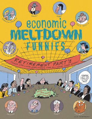 Economic Meltdown Funnies