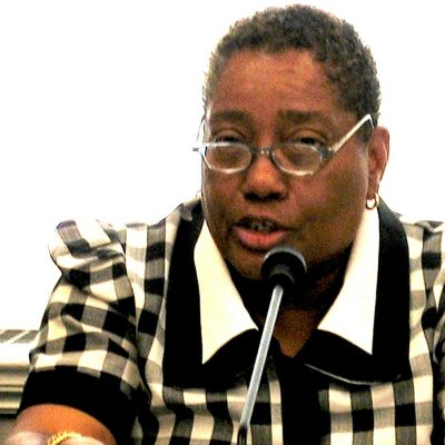 Joycelyn Gill-Campbell testifies on Capitol Hill