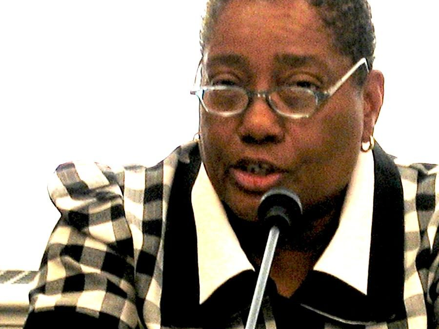 Voices from the Frontlines of the Economic Crisis: Joycelyn Gill-Campbell