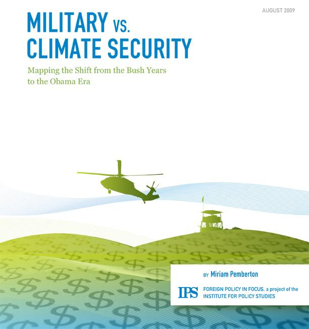 Military vs Climate Security