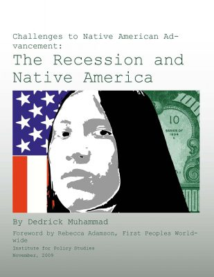 The Recession and Native America