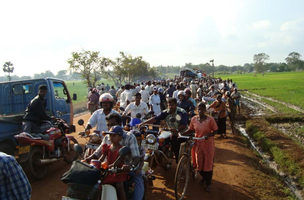 War Crimes in Sri Lanka