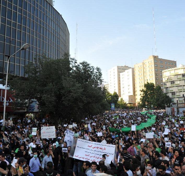 Iran's Fateful Choice