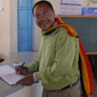 Interview with Mwandawiro Mghanga