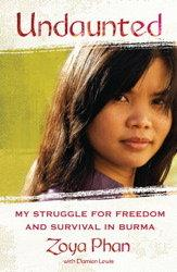 Author Event: Undaunted: My Struggle for Freedom and Survival in Burma