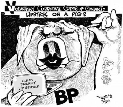 BP's Ethics