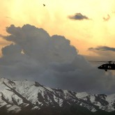 Helicopter in Afghanistan. Via U.S. Army.