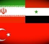 Iran-Turkey-Syria: An Alliance of Convenience