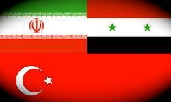 Iran-Turkey-Syria: An Alliance of Convenience
