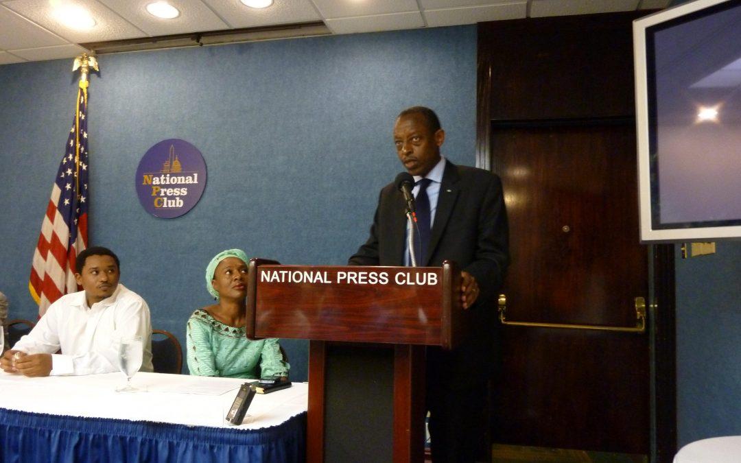 A Nation still Divided: Rwanda's elections provoke fierce debate at Washington briefing