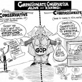 Compassionate Conservatives by Array