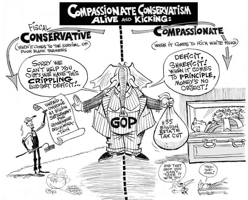 Compassionate Conservatives