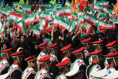 march Iran
