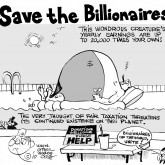 Save the Billionaires by Array