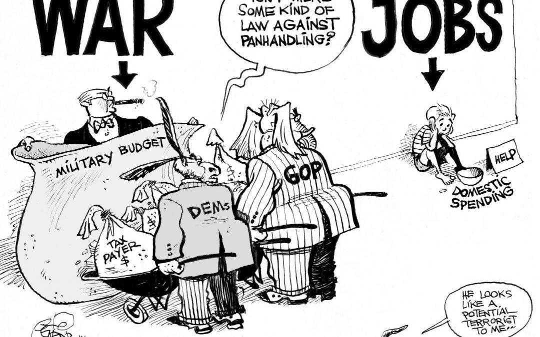 Jobs vs. War