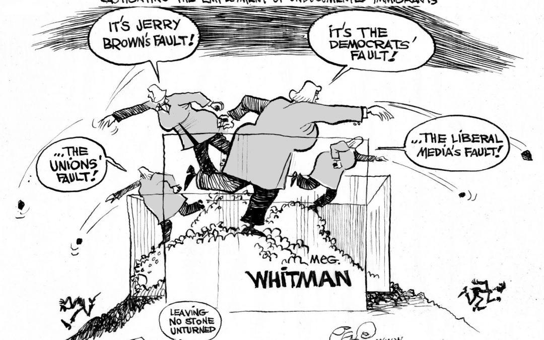 Whitman's House