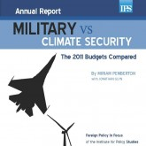 Military vs. Climate Security: The 2011 Budgets Compared