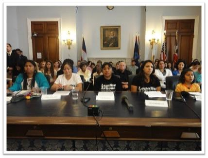 Emerging Issues in Ending  Violence Against Immigrant Women