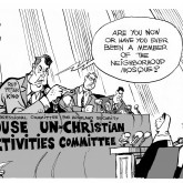 House Un-Christian Activities Committee by Array