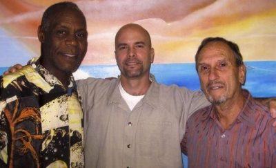 photo of Danny, Gerardo, and Saul