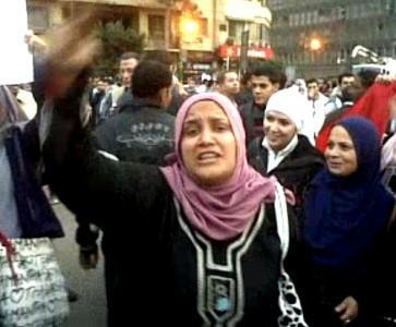 Egyptian Riot Grrls