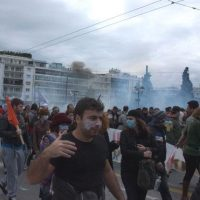 The Battle for Greece