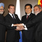 Libya: Where Are the BRICs?