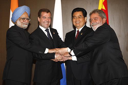 Libya: Where Are the BRICs?