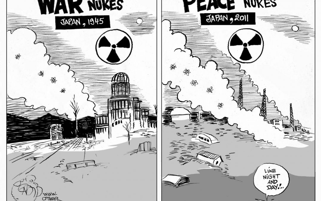 The Dangers of Nuclear 'Ice-Nine'