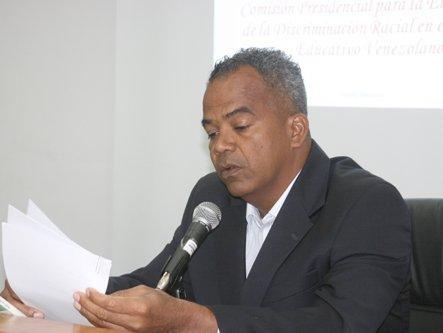 Brown Bag Discussion: Venezuelan Deputy Modesto Ruiz On Afro-Venezuelans