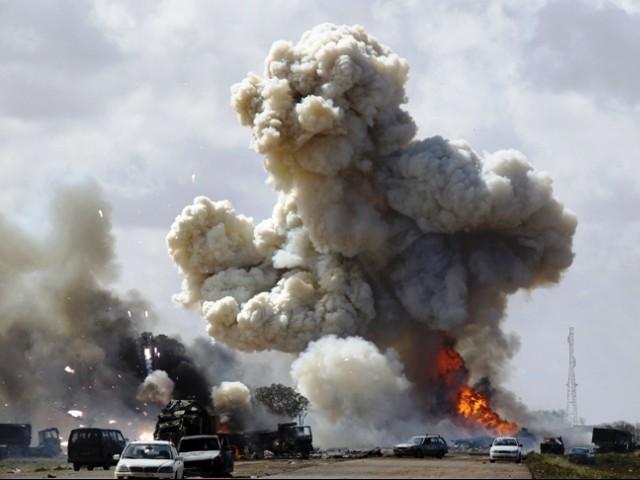 Strategic Dialogue: Libya War