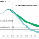 Two Emergency Emission Reduction Pathways