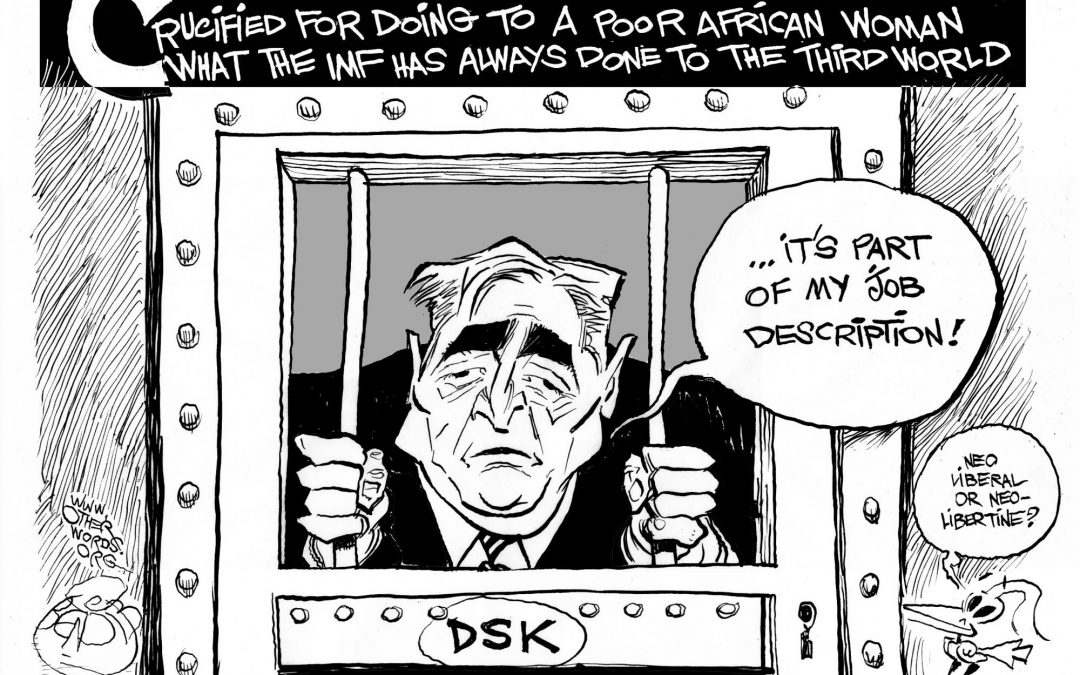 DSK's Defense