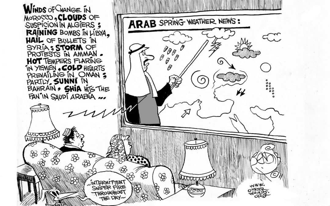 Arab Spring Forecast