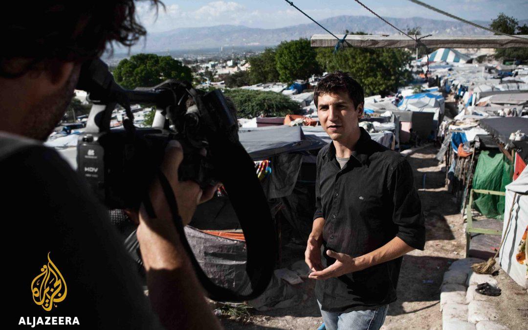 Intern Mixer with Rethink Press and Al Jazeera English
