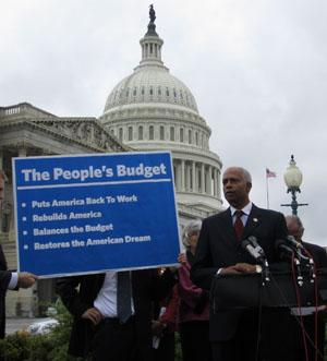 Tell the People about the People's Budget