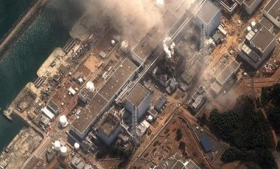 The effects of the Fukushima nuclear crisis are beginning to be felt. Now, a bipartisan group in the Senate wants to solve the issue of nuclear spent fuel storage. Creative Commons photo by DigitalGlobe-Imagery.