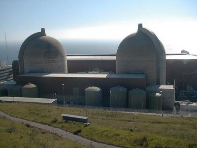 Diablo Canyon nuclear plant. Photograph by Nick Kocharhook.