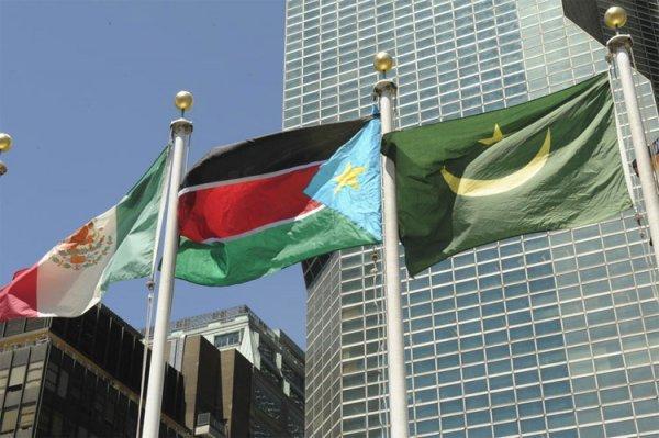 South Sudan's New Democracy
