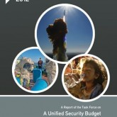 Unified Security Budget for the US