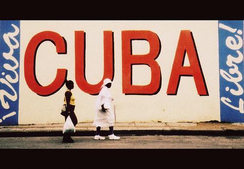 Heading for Havana