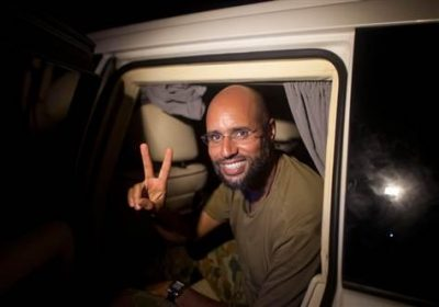 The reemergence of Saif al-Islam Gaddafi, after rebel claims of his capture, has only stoked further doubts. (Dario Lopez-Mills / AP)