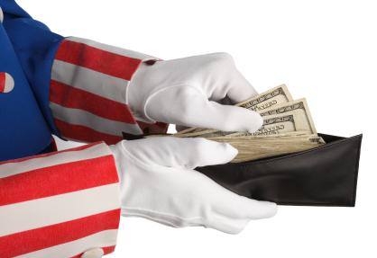 America's Government Contracting Bonanza Bilks Taxpayers