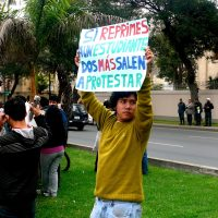 Peru's Leftist Student Revival