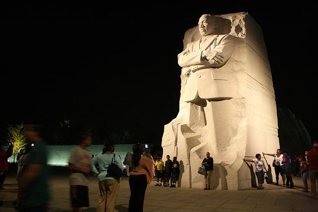Obama: Selectively Honoring MLK