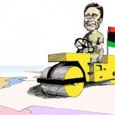 After Gadhafi, the West Eyes the Libyan Prize