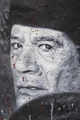 Gaddafi's Grim End