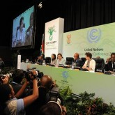 Durban Diary: Repaying Climate Debt